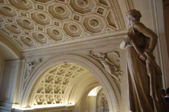 Patria statue