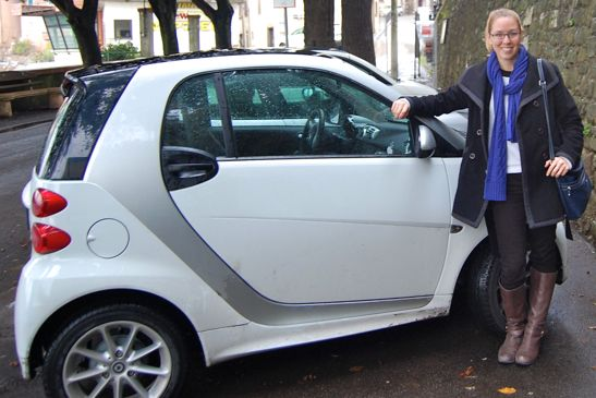 Janna Smart car