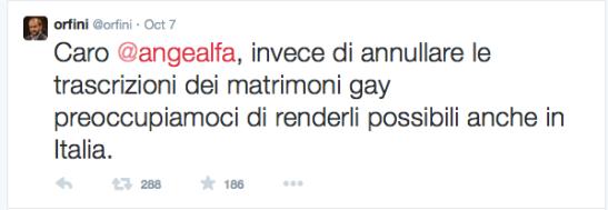 Orfini tweet