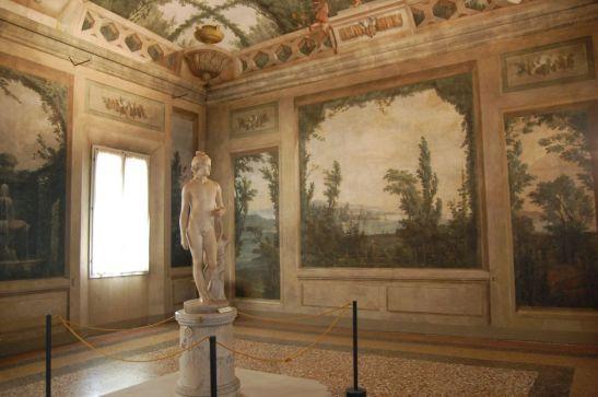 Papal chambers