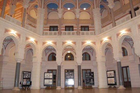 05 National Library interior