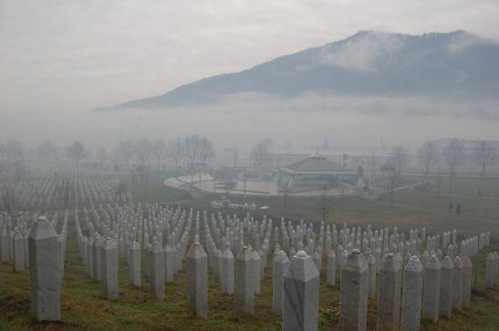 08 Srebrenica memorial and cemetery
